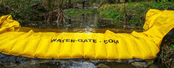 Water-Gate WA In Action