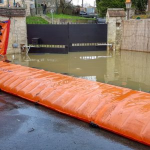 Water-Gate Flood Barriers
