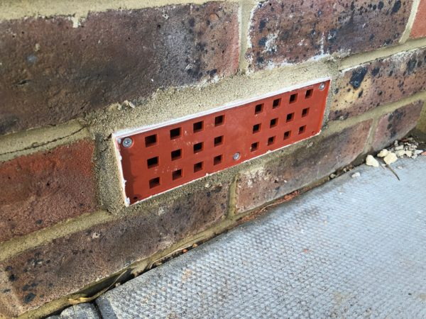 Anti-Flood Airbrick